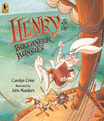 Henry & the Buccaneer Bunnies Cover Image