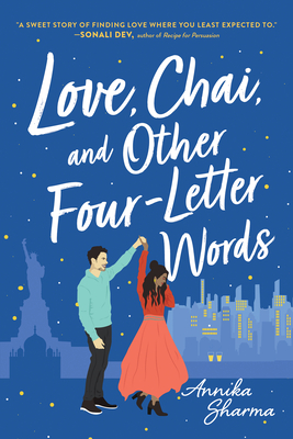 Love, Chai, and Other Four-Letter Words Cover Image