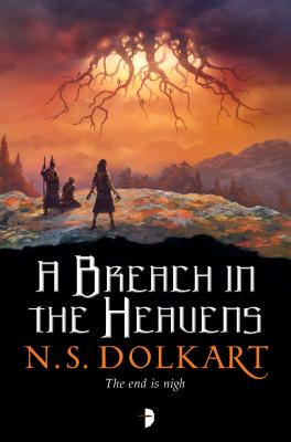 A Breach in the Heavens (Godserfs #3) Cover Image