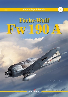 Focke-Wulf FW 190 a (Camouflage & Decals) Cover Image