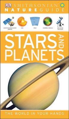 Nature Guide: Stars and Planets (DK Nature Guide) Cover Image