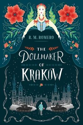 Cover for The Dollmaker of Krakow
