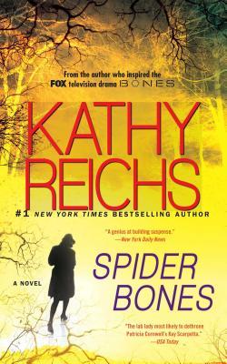 Spider Bones: A Novel (A Temperance Brennan Novel #13) Cover Image