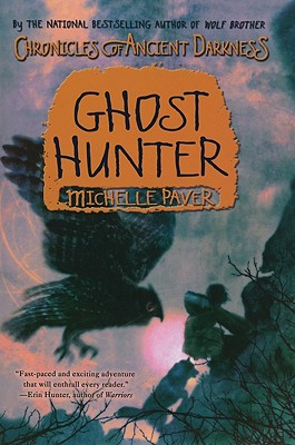 Ghost Hunter Cover