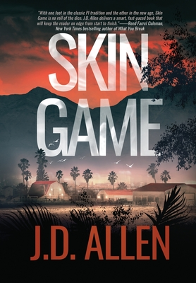 Skin Game (Sin City Investigation #1) Cover Image