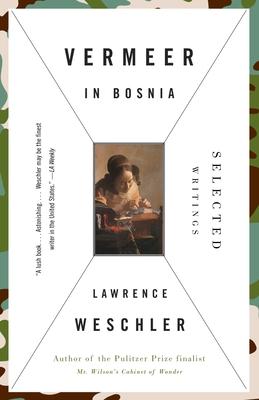 Vermeer in Bosnia Cover