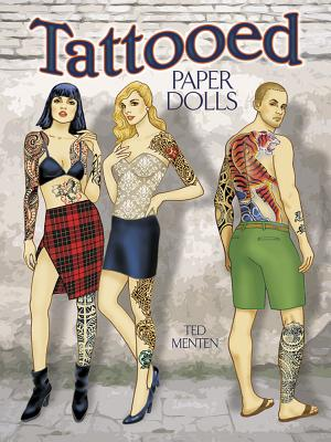 Tattooed Paper Dolls Cover Image