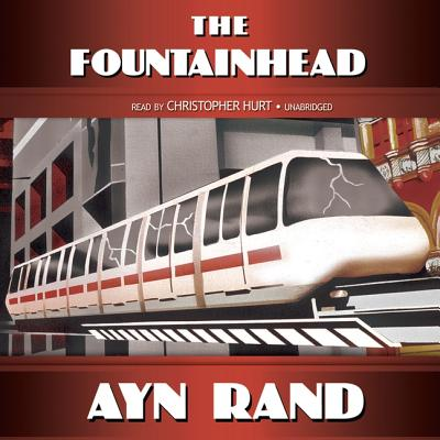 The Fountainhead Lib/E Cover Image