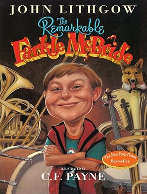 The Remarkable Farkle McBride Cover