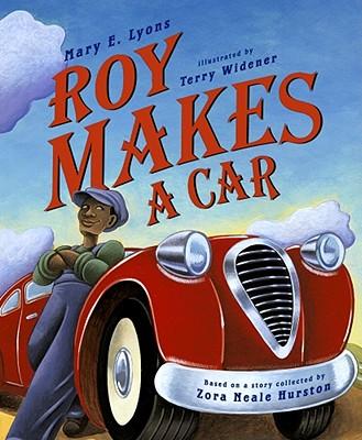 Roy Makes a Car Cover