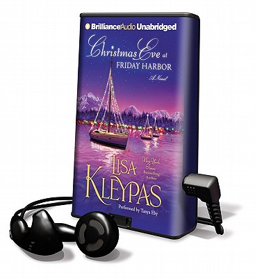 Christmas Eve At Friday Harbor.Christmas Eve At Friday Harbor With Earbuds Playaway