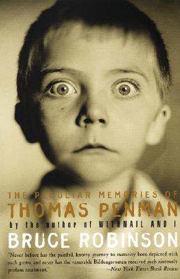 The Peculiar Memories of Thomas Penman Cover