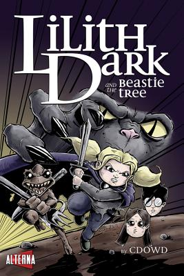 Lilith Dark and the Beastie Tree Cover