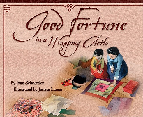 Good Fortune in a Wrapping Cloth Cover