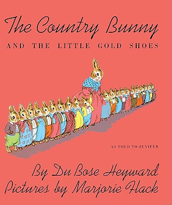 Country Bunny and the Little Gold Shoes Cover Image