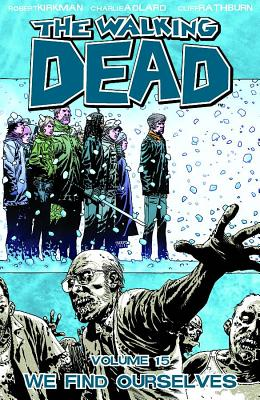 The Walking Dead Volume 15 Cover