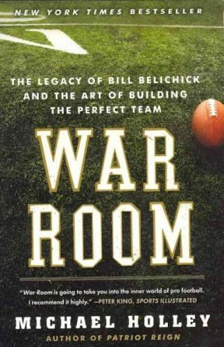 War Room Cover