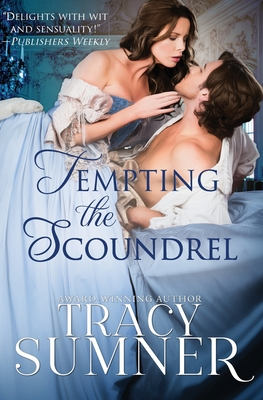 Cover for Tempting the Scoundrel