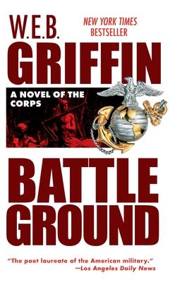 Battleground (Corps #4) Cover Image