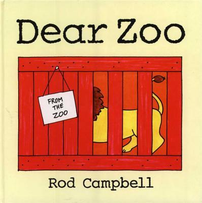 Dear Zoo (Dear Zoo & Friends) Cover Image