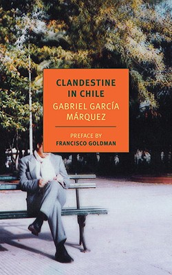Clandestine in Chile Cover