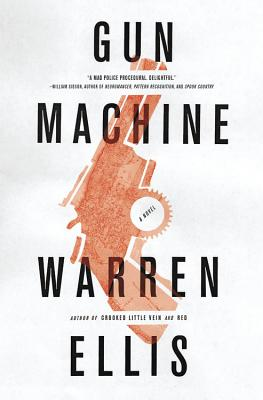 Cover Image for Gun Machine: A Novel