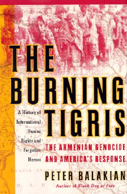 The Burning Tigris Cover