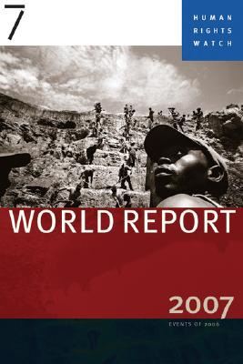 Human Rights Watch World Report 2007 Cover