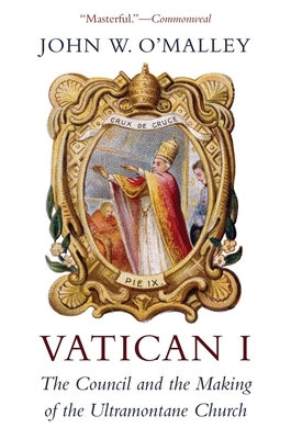 Cover for Vatican I