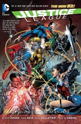 Justice League Vol. 3 Cover