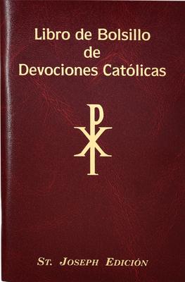 Libro de Bolsillo de Devociones Catolicas Cover Image