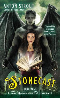Stonecast (A Spellmason Chronicle #2) Cover Image