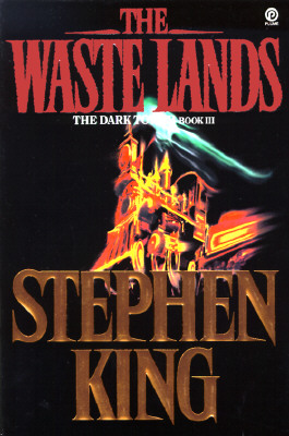 The Waste Lands Cover