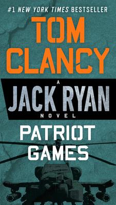 Patriot Games (A Jack Ryan Novel #2) Cover Image