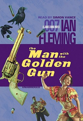 The Man with the Golden Gun Cover
