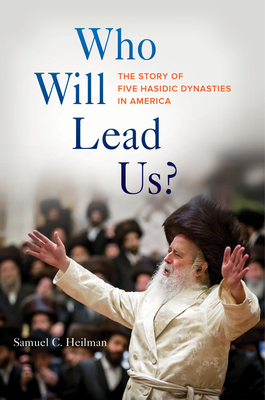 Cover for Who Will Lead Us?