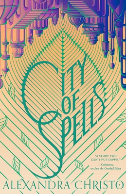 City of Spells (Into the Crooked Place #2) Cover Image
