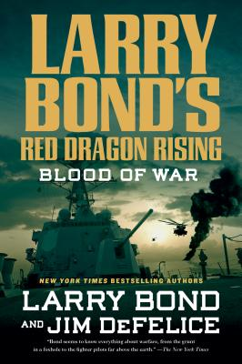Larry Bond's Red Dragon Rising Cover