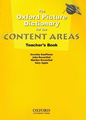 The Oxford Picture Dictionary for the Content Areas Cover Image