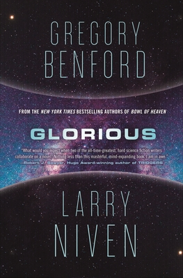 Glorious: A Science Fiction Novel (Bowl of Heaven #3) Cover Image