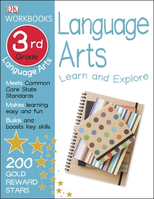 DK Workbooks: Language Arts, Third Grade [With Sticker(s)] Cover Image