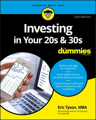 Investing in Your 20s & 30s for Dummies Cover Image