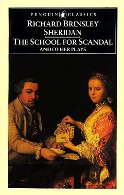 The School for Scandal and Other Plays Cover Image