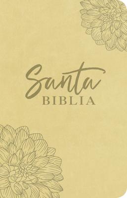 Santa Biblia Ntv, Edición ágape, Flor Cover Image