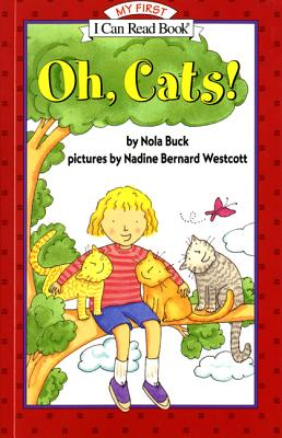 Oh, Cats! (My First I Can Read - Level Pre1) Cover Image