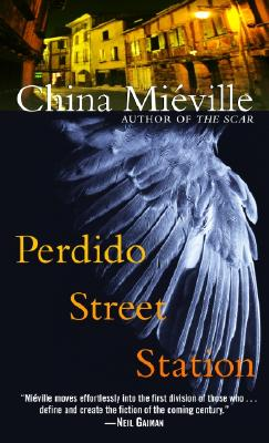 Perdido Street Station Cover Image