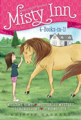 Cover for Marguerite Henry's Misty Inn 4-Books-in-1!
