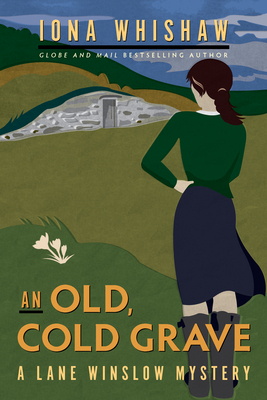 An Old, Cold Grave (Lane Winslow Mystery #3) Cover Image