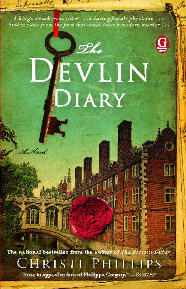 The Devlin Diary Cover