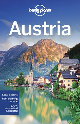 Lonely Planet Austria (Country Guide) Cover Image